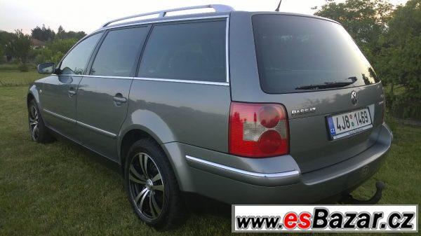 Prodám VW Passat Combi 1.9TDi,4x4