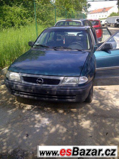 Prodám Opel Astra Hatchback, benzín