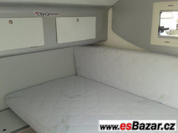 Prodám obytný přívěs - mini karavan