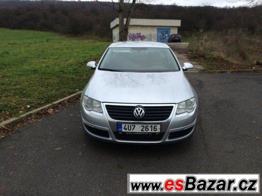 prodám VW Passat 2,0 TDI