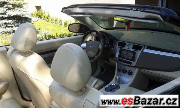 Prodám Chrysler Sebring - Limited