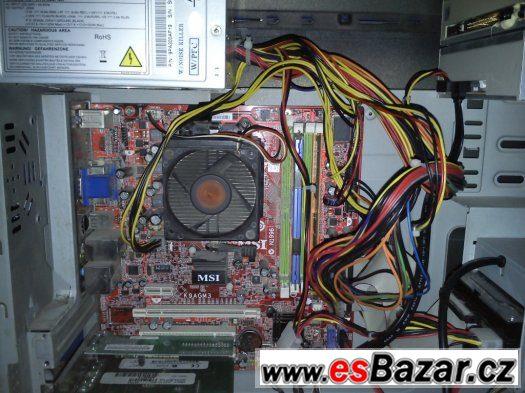 Prodam Multimediální PC sestava
