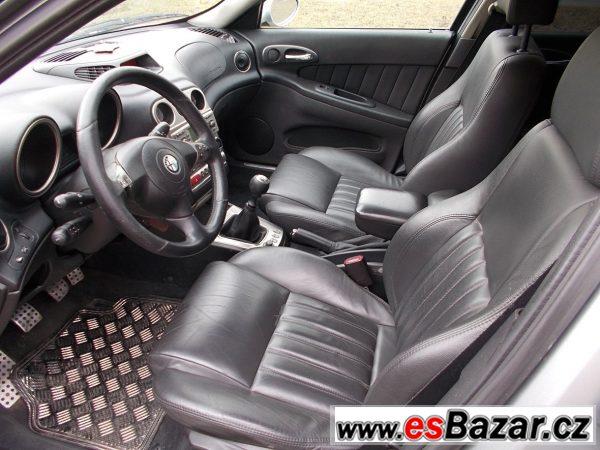 Prodám Alfa Romeo 156 Q4,