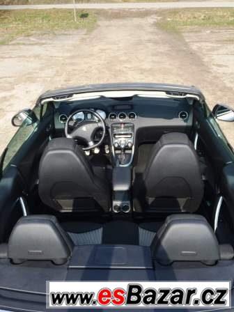 Prodám cabriolet Peugeot cc308