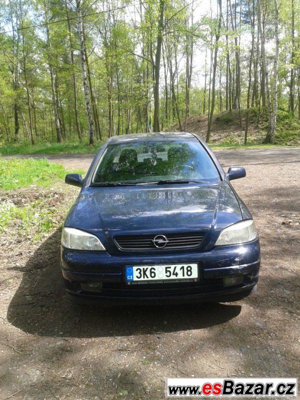 Prodam Opel Astra 1.6