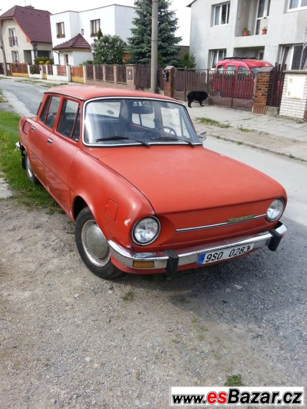 Prodám Škoda 100