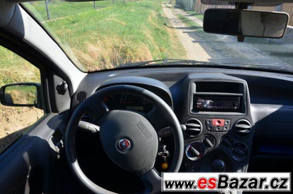 Prodám Fiat Panda, r. v. 2009