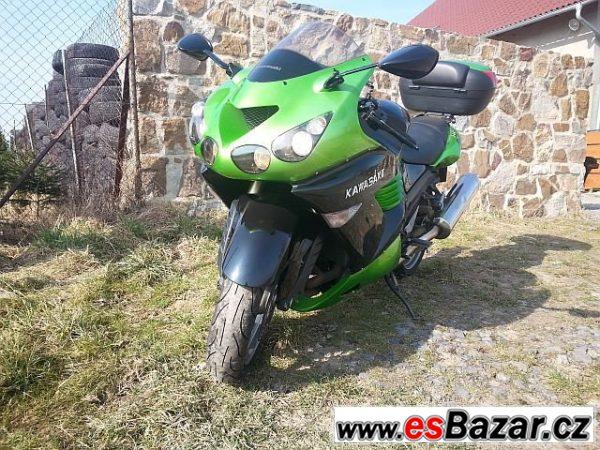 Prodám ZZR 1400 r.v. 2009