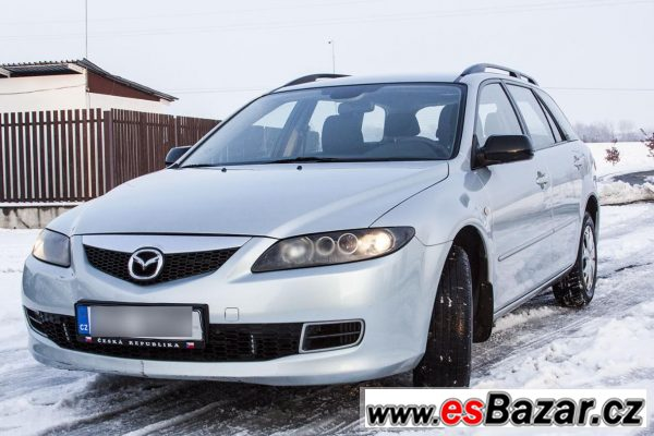 Prodám Mazda 6 combi, r. 2006