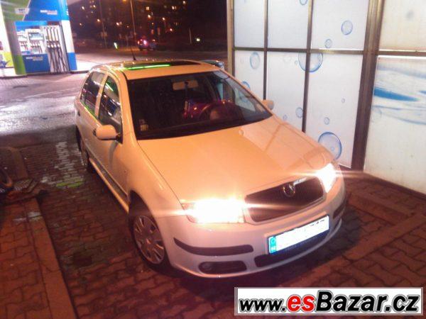 Prodám Škoda Fabia 1,4 tdi