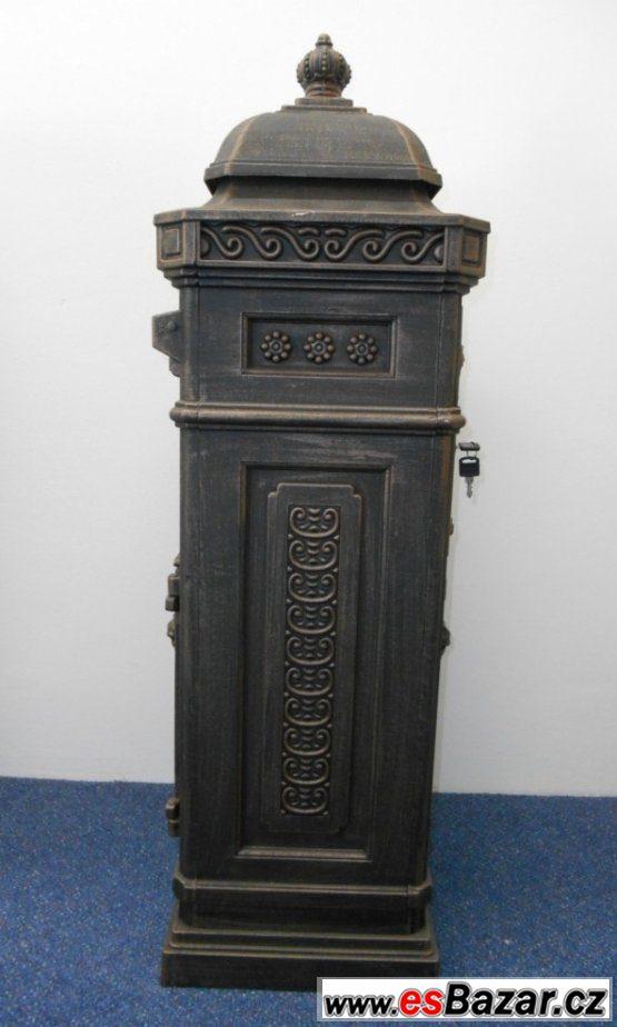 Poštovní schránka – Pillar