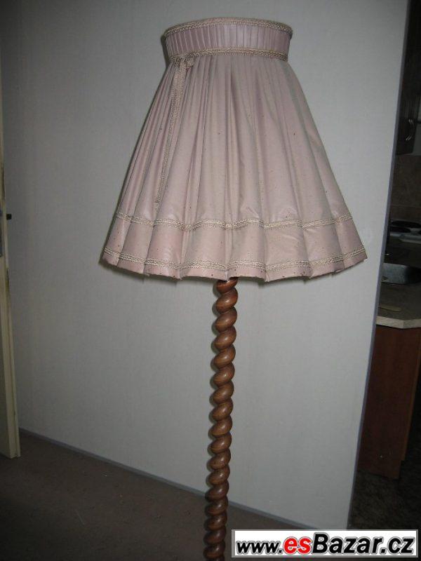 Prodám stojací lampu