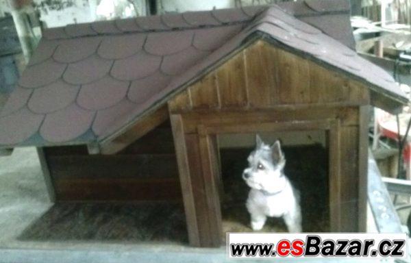 Prodám psí boudu