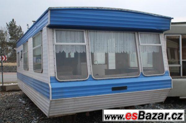 Prodám mobilní dům (mobilheim)