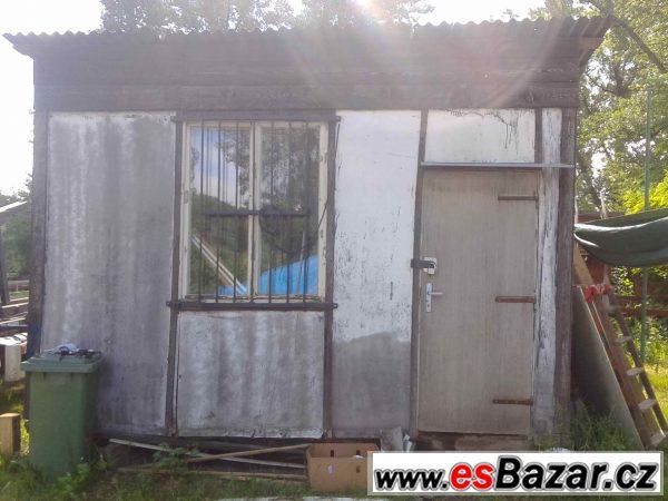 Prodám levně stavební  boudu