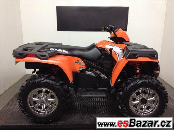 Polaris Sportsman 500 oranžový