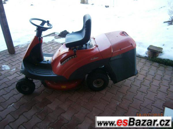 Pradáme zahradní traktor Reider XF