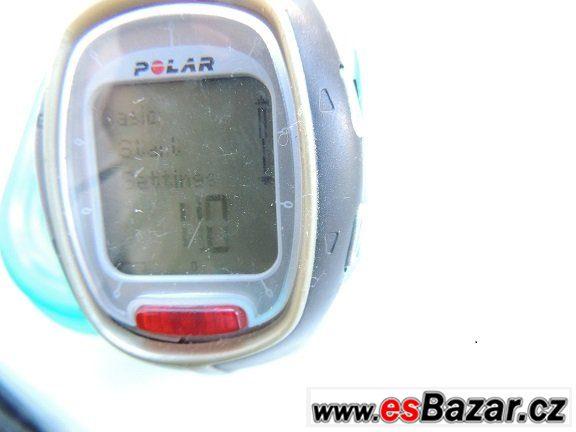 Prodám hodinky Polar s měřením tep