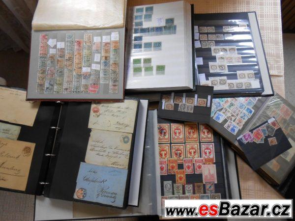 Prodám sbírku Rakouska 1850 - 2001