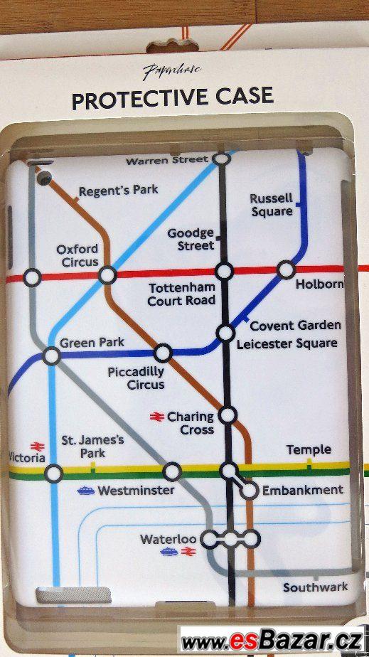 Pouzdro pro iPad 2-3 s Londýnem