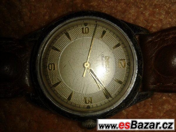Prodám švýcarské hodinky DOXA