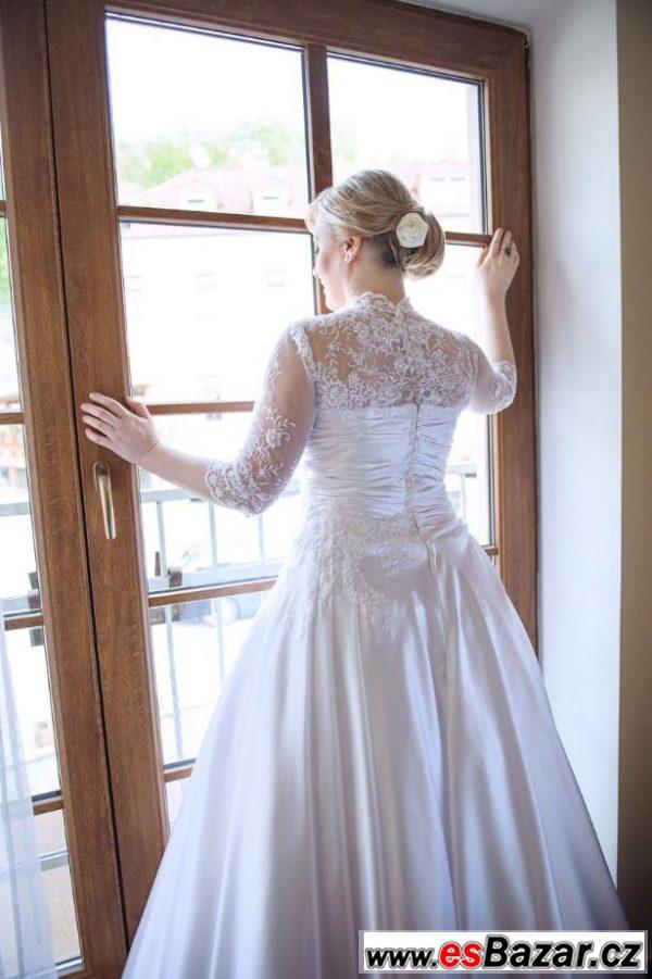 Prodám nádherné svatební šaty