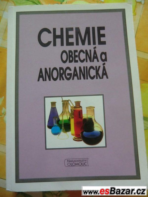 Prodám učebnice chemie, biologie