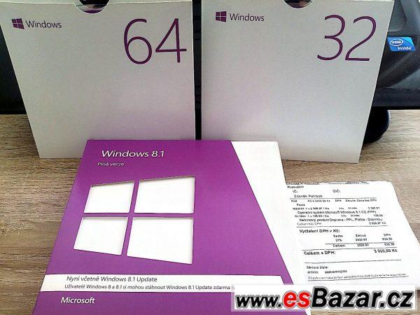 Prodám Windows 8.1