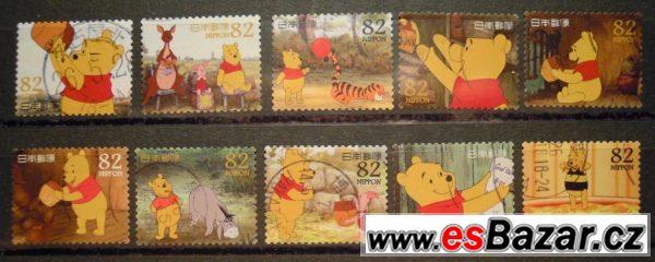 Poštovní známky Japonska A/s1/