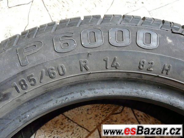 Prodám letní pneumatiku Pirelli