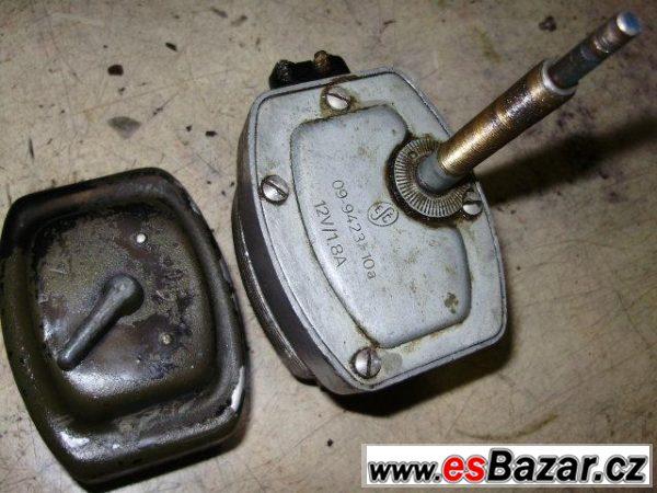 Přepínače pod volant Škoda