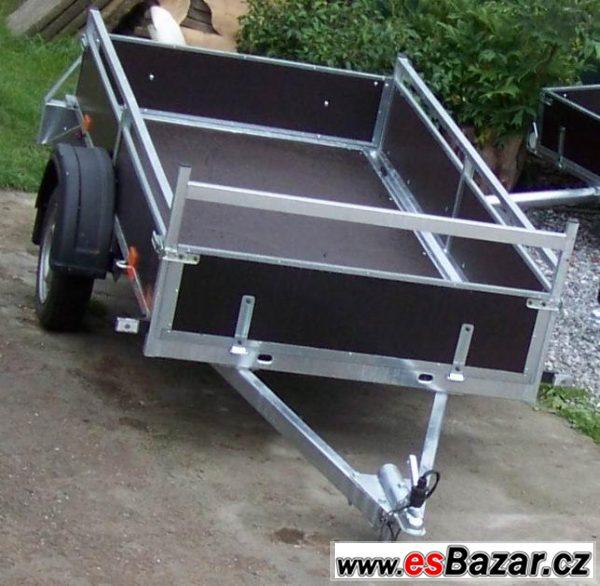 Přívěsný vozík Vario A 08.2 nebr.
