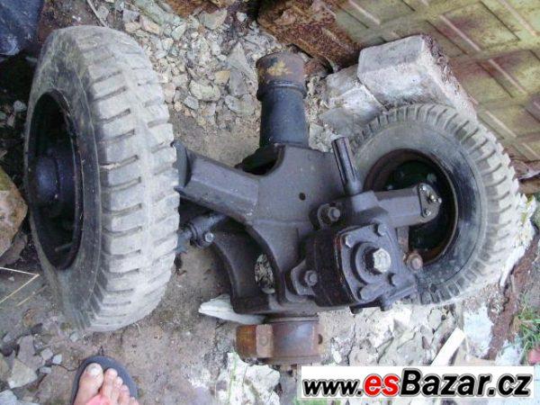 Pohoný agregát 80V/3,6kW Balkancar