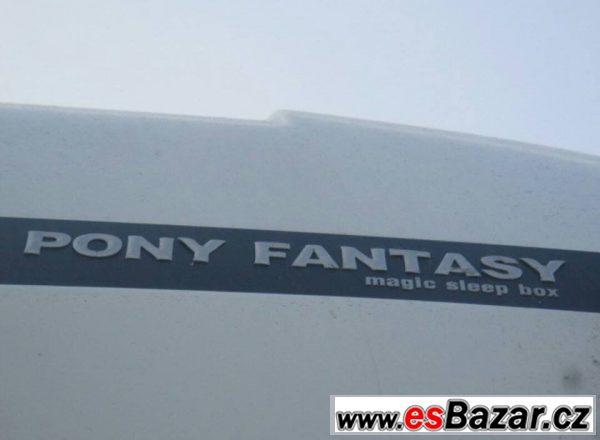 Prodám spací nástavbu Pony Fantasy