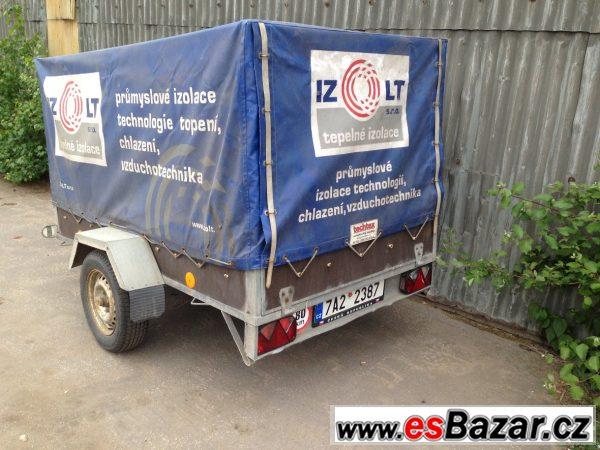 Přívěsný vozík KOBRAS PROFESIONAL