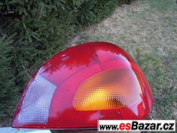 Pravé zadní světlo Ford Fiesta 1,25