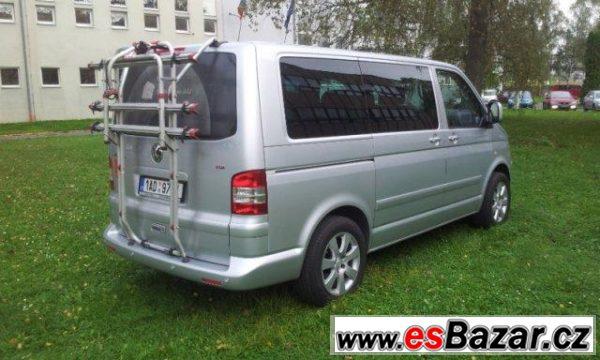 Prodám VW T5 Multivan - CZ, servis