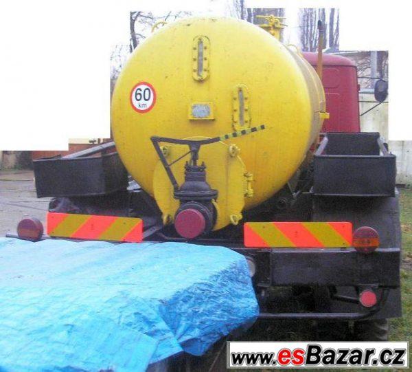 Praga V3S fekal 3.5m3 (SPZ, cisterna