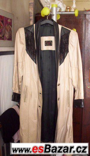 Kožený kabát starší
