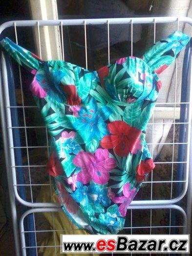 Prodám dámské jednodílné plavky