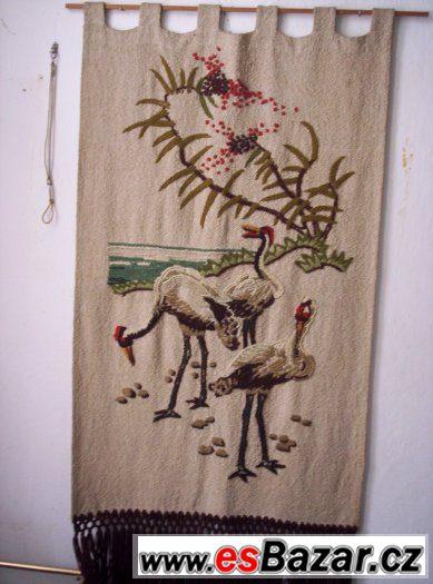 Tkaný koberec na stěnu - 150 x 70 cm