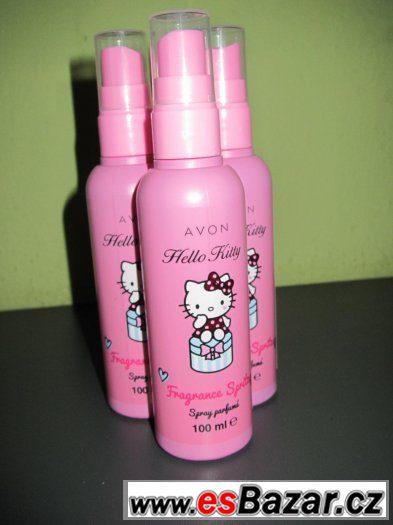 Dětská kosmetika od Avonu - řada Naturals