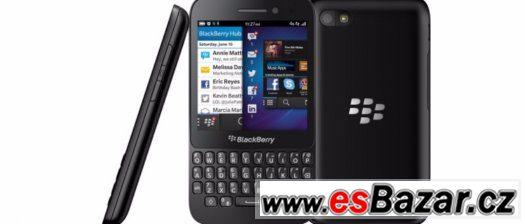 Blackberry Q5 4G LTE QWERTZ Black LTE