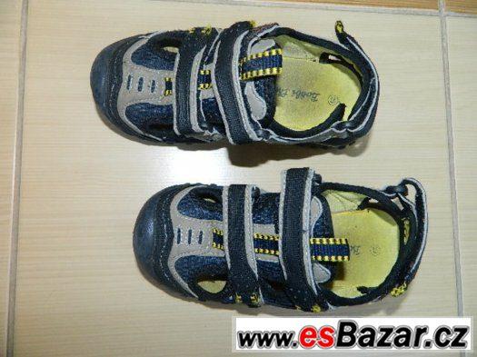 Deichmann Graceland letní sandály, tenisky sportovní