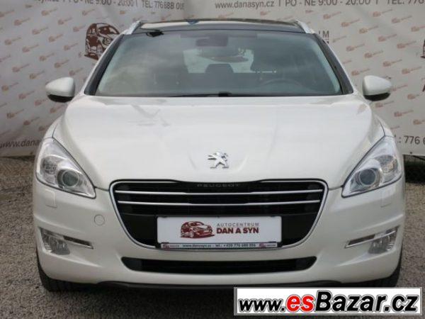 Peugeot 508, SW 2.0 HDi 120KW Business, kombi,