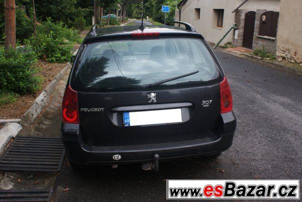 Peugeot 307 2.0HDI 2005