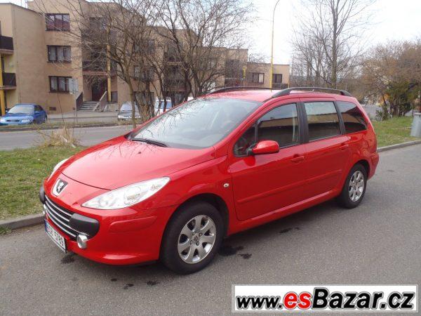 PEUGEOT 307 Combi 1,6 HDi 66 kW