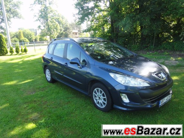 Peugeot 308 SW 1,6HDi 66kW r. 2009