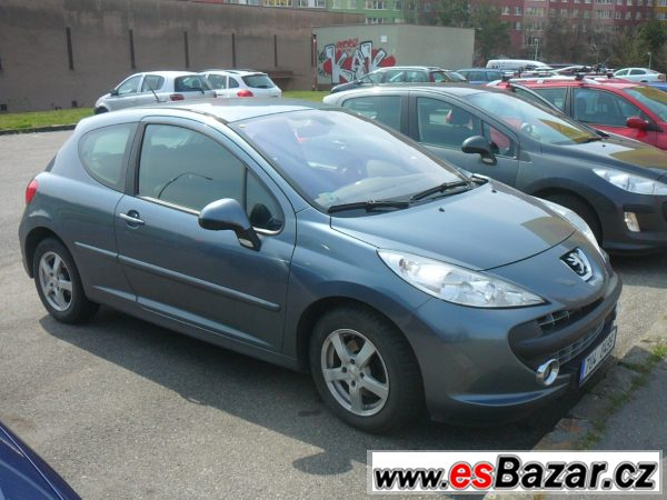 Peugeot 207 r. v. 2006 1,6HDi