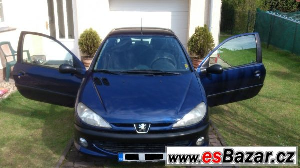 Peugeot 206 1.4 XS - Dohoda možná